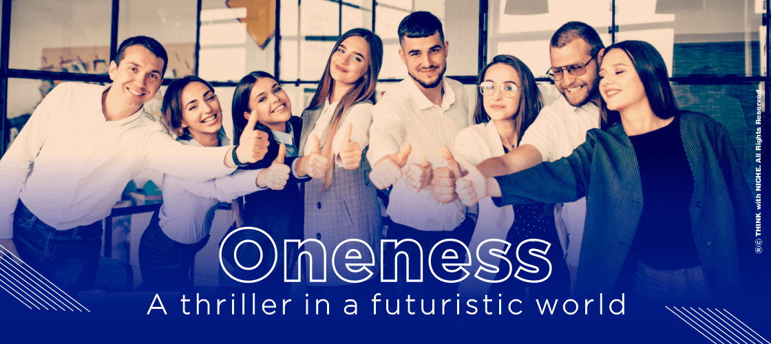 Oneness: A Thriller In A