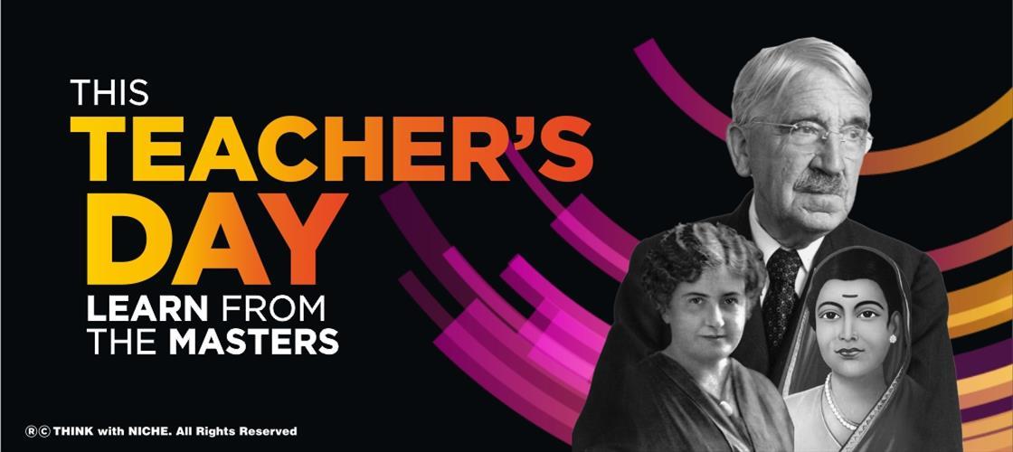 This teacher's day- Learn