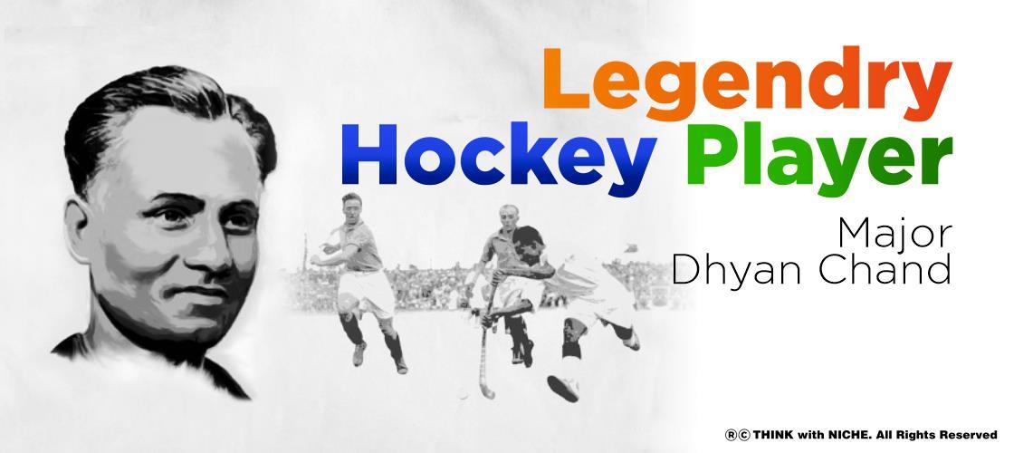 Legendry Hockey Player Ma