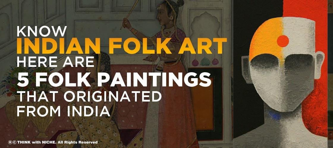 Know About Indian Folk Ar
