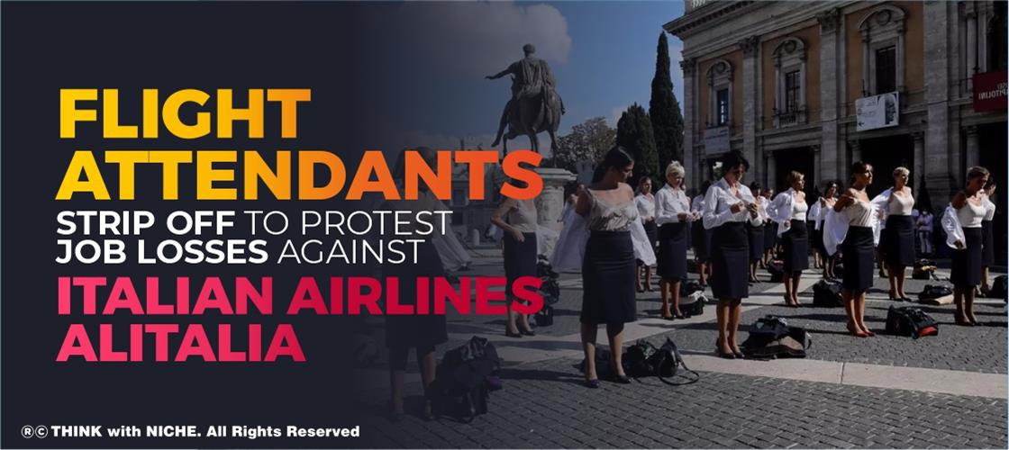 Flight Attendants Strip O